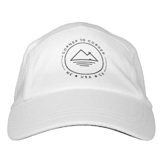 Corner to Corner USA: Logo Performance Hat/Cap Hat