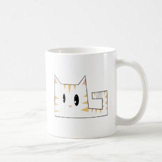 Cornered Kitty Coffee Mug
