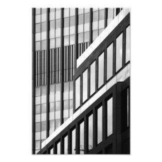Corners and edges photo print
