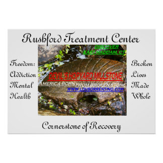 Cornerstone of Cecovery Poster