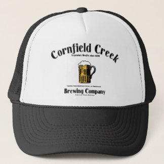 Cornfield Creek Brewing Co. Legendary Since 1659! Trucker Hat