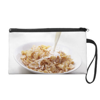 Cornflakes and milk wristlet
