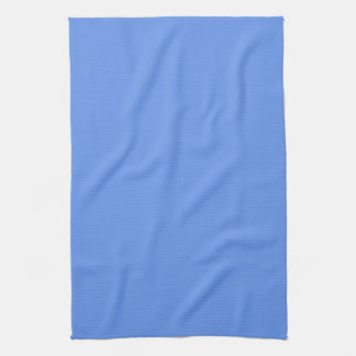 Cornflower Blue Kitchen Towel