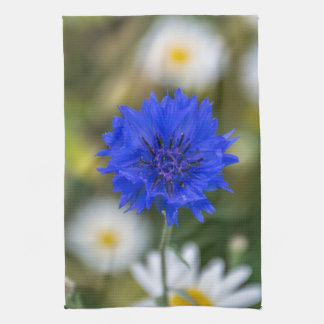 Cornflower kitchen towel