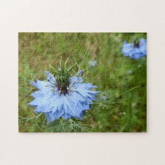 Cornflower Photo Puzzle