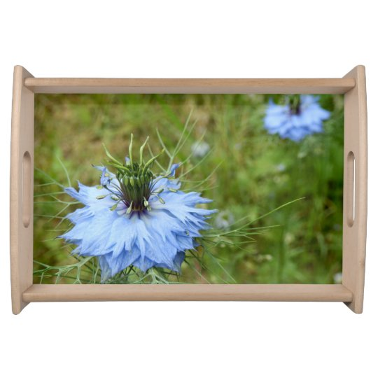 Cornflower Serving Tray