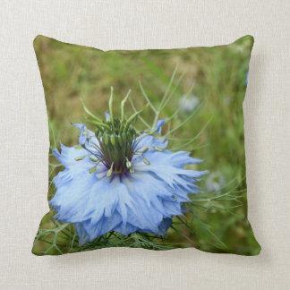 Cornflower Throw Cushion