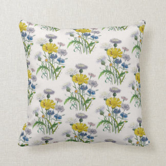 Cornflowers Pillow