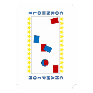 Cornhole Champion Card