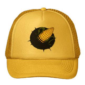 cornholio trucker hat