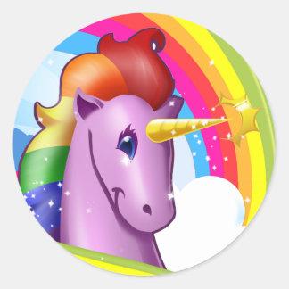 Cornify unicorn stickers