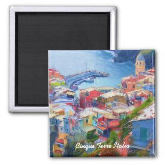 Corniglia Cinque Terre Italia Magnet