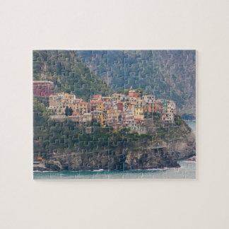 Corniglia - Cinque Terre - Italia puzzle