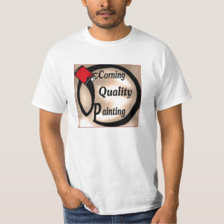 Corning Quality Painting T-Shirt