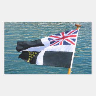 Cornish Ensign Sticker