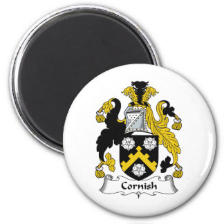 Cornish Family Crest Magnet