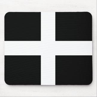 Cornish Flag Mouse Pad