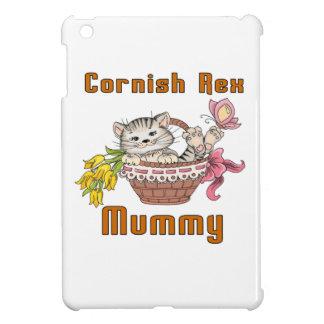 Cornish Rex Cat Mom Cover For The iPad Mini