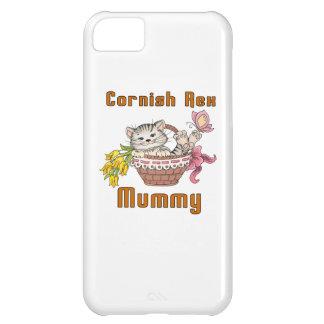 Cornish Rex Cat Mom iPhone 5C Covers