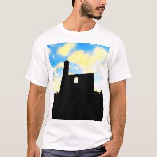 Cornish Tin mine T-Shirt