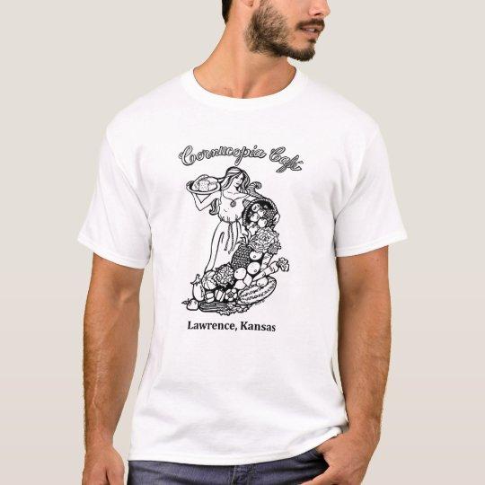 Corno Cafe -BLACK T-Shirt