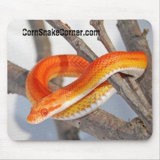 CornSnakeCorner Mousepad