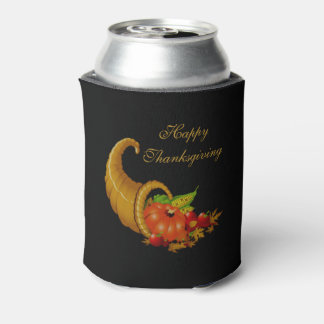 Cornucopia / Horn of Plenty Can Cooler