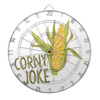 Corny Joke Dart Board