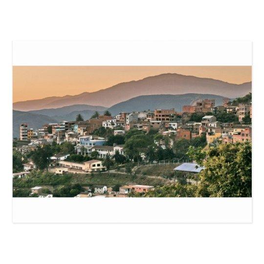 Coroico Postcard