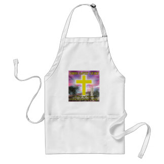 Corona Baptist Church Apron