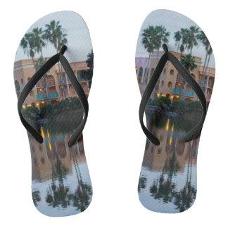 Coronada Springs Reflections Flip Flops