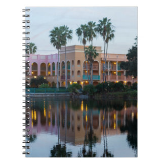 Coronada Springs Reflections Notebook