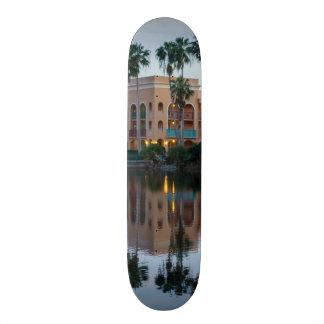 Coronada Springs Reflections Skateboard Deck