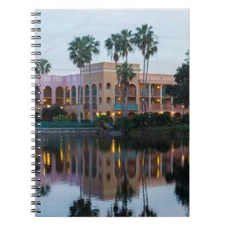 Coronada Springs Reflections Spiral Notebook