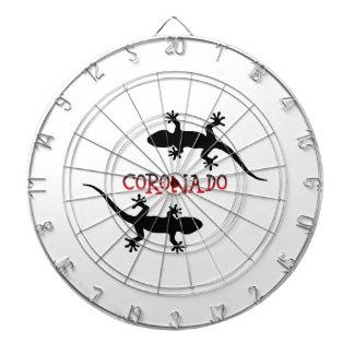 Coronado California Dartboard