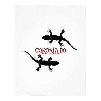 Coronado California Letterhead