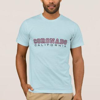 Coronado California - Letters T-Shirt