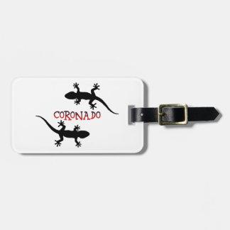 Coronado California Luggage Tag