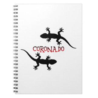 Coronado California Note Books