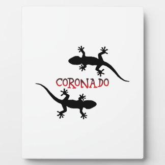 Coronado California Plaque