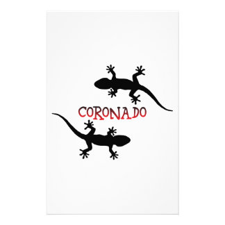 Coronado California Stationery