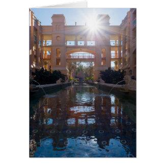 Coronado Sunburst Card