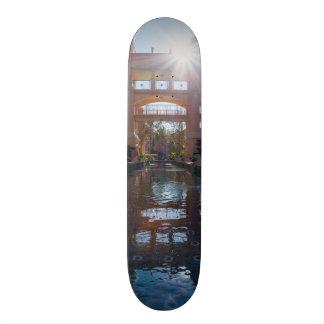Coronado Sunburst Custom Skate Board