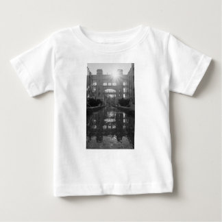 Coronado Sunburst Grayscale Baby T-Shirt
