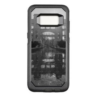Coronado Sunburst Grayscale OtterBox Commuter Samsung Galaxy S8 Case