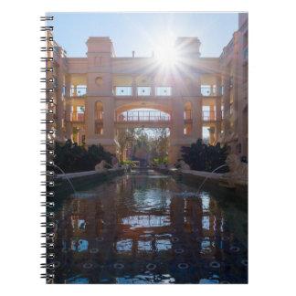 Coronado Sunburst Notebook