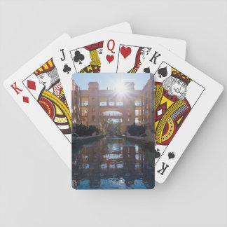 Coronado Sunburst Playing Cards