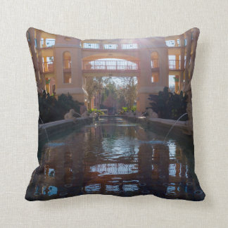 Coronado Sunburst Throw Pillow