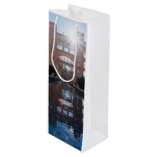 Coronado Sunburst Wine Gift Bag