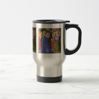 Coronation Detail By Angelico Fra Mug